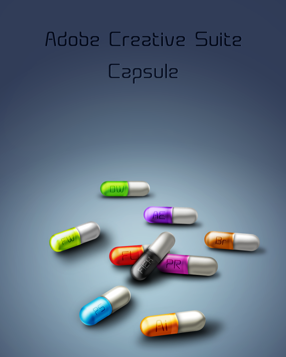 Adobe Creative Suite Capsule