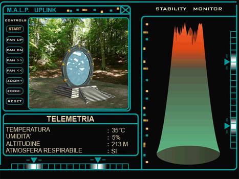 Stargate Command MALP Telemetry