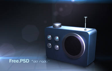 Old Radio PSD