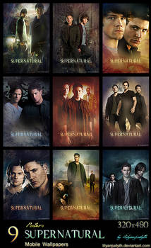 SPN - Posters (Mobile Wallpapers)