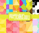 Pattern 001: Basic Shapes - 2nd Level