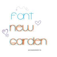 new garden by cyruscrazystyle