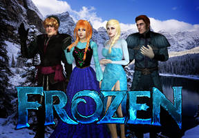 XNA Frozen Pack Outfits 2 DownLoad by SovietMentality