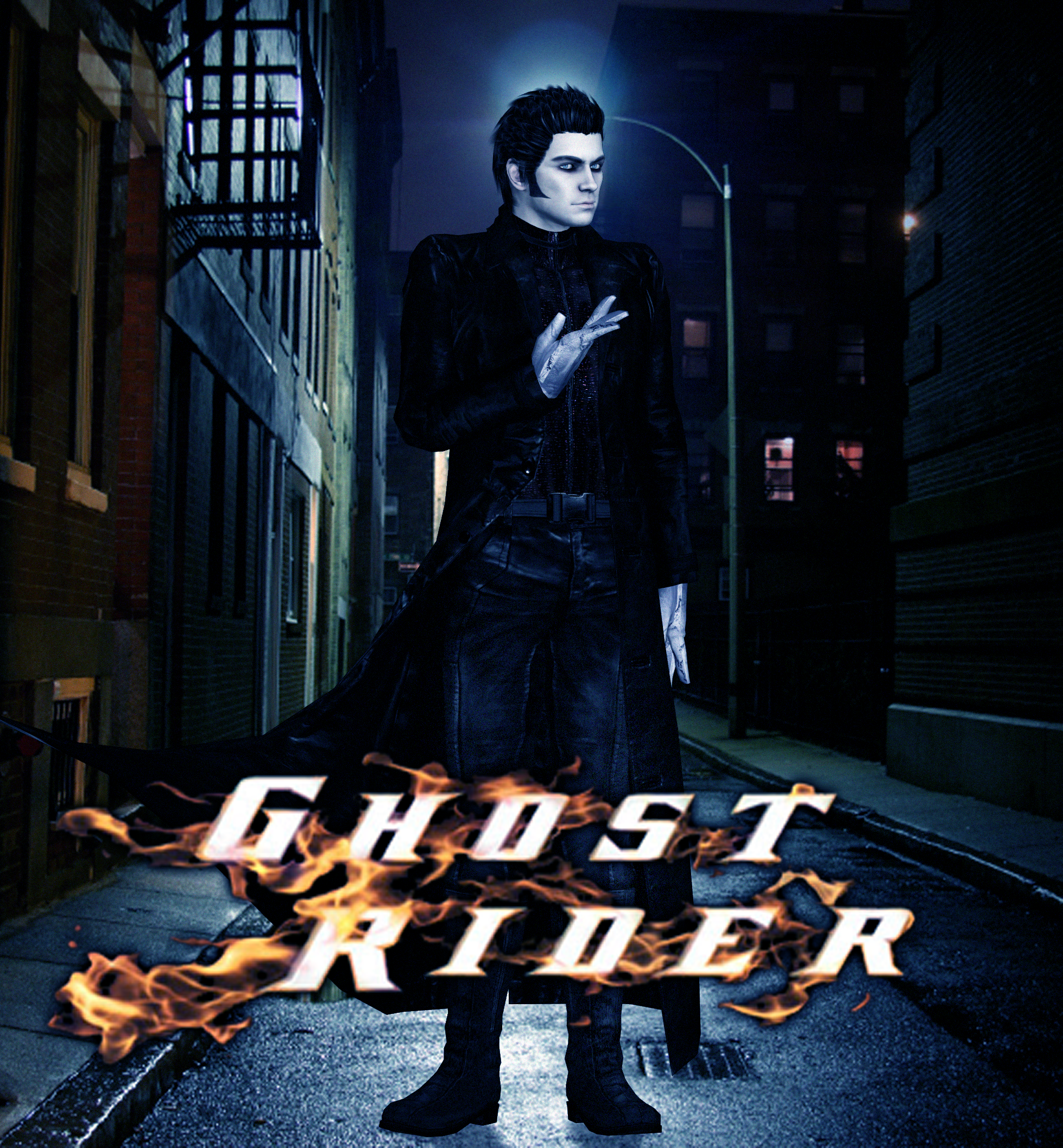 XPS - Ghost Rider - Blackheart(Wes Bentley) DL by SovietMentality ...