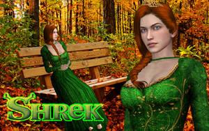 XNA - Shrek - Princess Fiona Download by SovietMentality