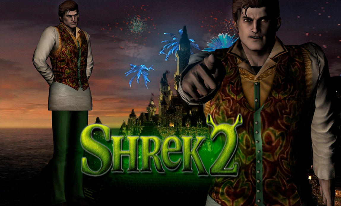 XPS - Shrek 2 - Human Shrek Download by SovietMentality