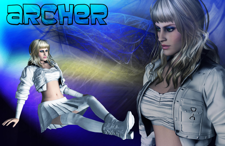 Archer Katya Kazanova Xps Download By Sovietmentality On