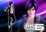 Big Hero 6 - GoGo Tomago XPS DL