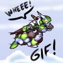 Flying around by FontesMakua