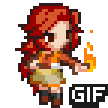 Pixel Tactics Online - Character Preview by FontesMakua
