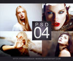 PSD COLORING 04 | Sunburn