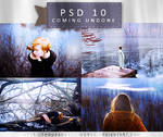 PSD COLORING 10   Coming Undone