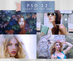 PSD COLORING 12 | Light Up The Sky