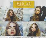PSD COLORING 26 | Long Long Ago