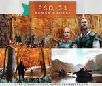 PSD COLORING 31   Roman Holiday