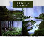 PSD COLORING 32 | Bagheera