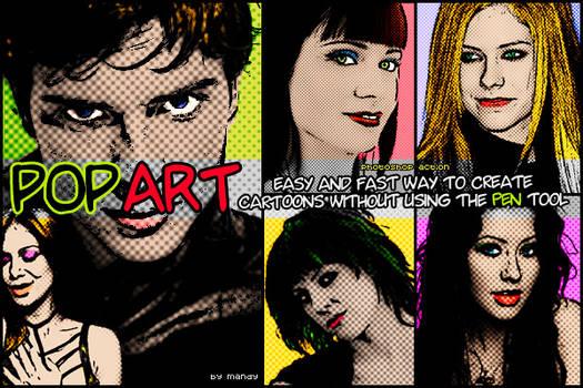 Pop Art Action