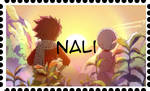 NaLi and Pairings Stamp by adventuretimelover55