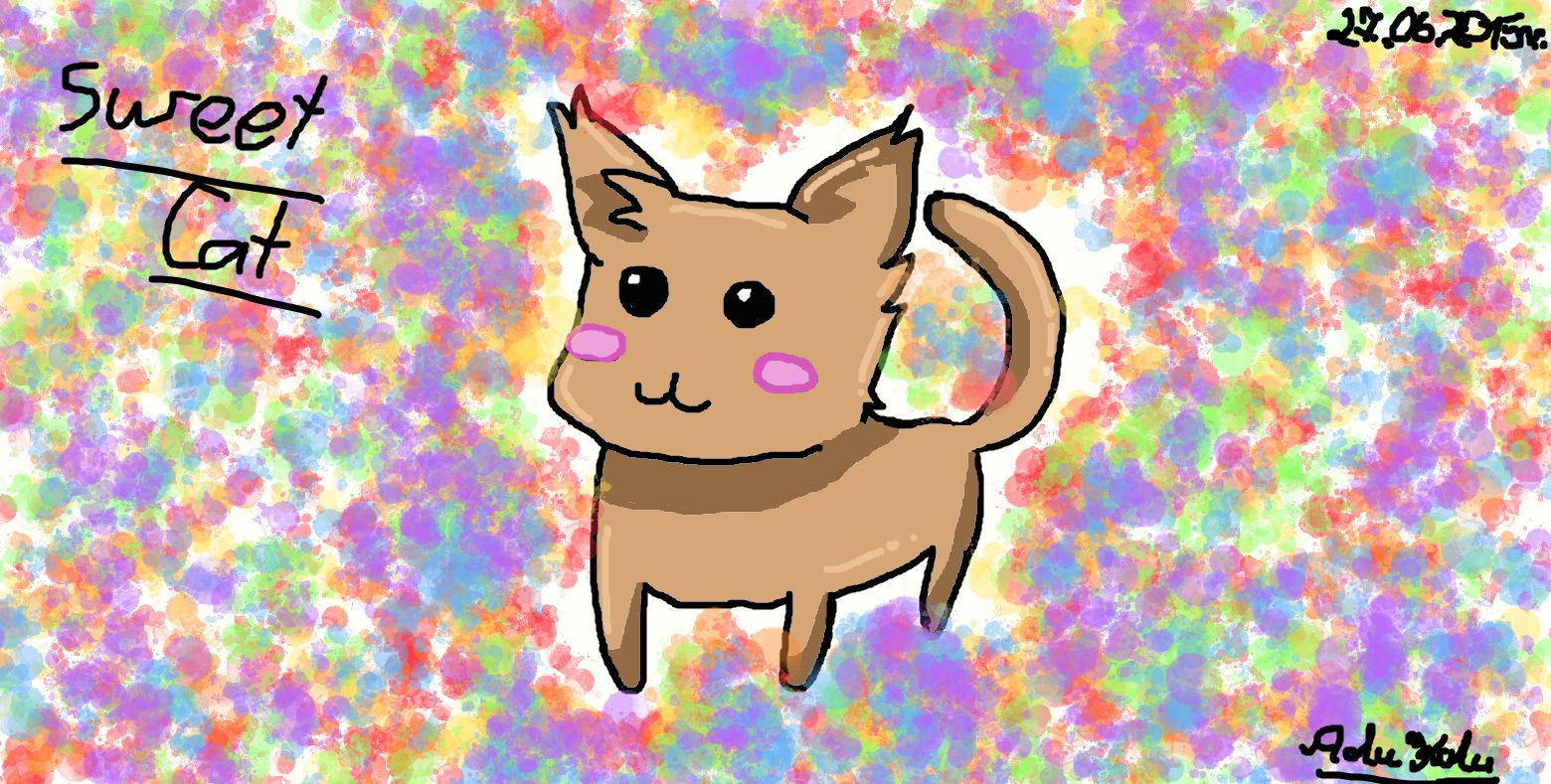 Sweet Cat by AdaKola