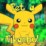 PET A PIKACHU!!! INTERACTIVE GAME