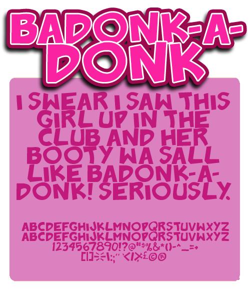 Badonk-a-donk