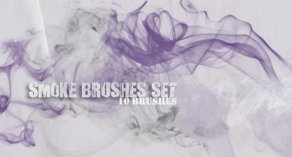 smoke brushes 1 by editowa