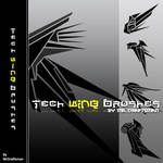 Tech Wing Brushes
