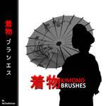 Kimono Brushes