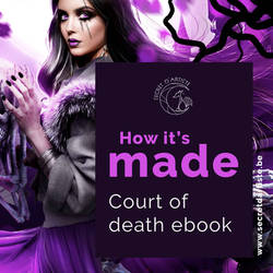 Process ebook cover Court of death