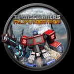 Transformers Fall Of Cybertron G1 Optimus Icon