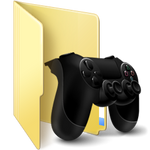 Windows 7 PS4 Folder