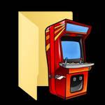 Windows 10 Arcade Cabinet Folder