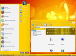 Vista Live Yellow for XP