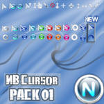 NB Cursor Pack 'Updated'