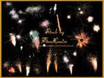Firework png files by TinaLouiseUk