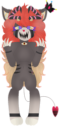 Pixel Pagedoll for Space--Paws0w0(Com) 2 of 2 by MilkywayGalaxy23