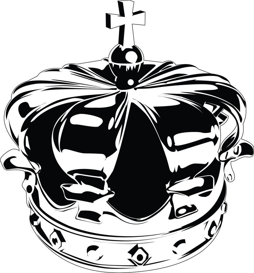 free vector crown by mrshantwo on deviantart crown vector image crown vector art