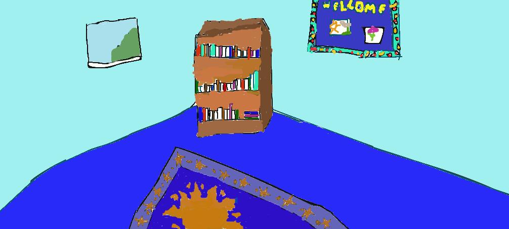 Primary Classroom by Phantasm1