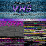 01 TEXTURES PACK: VHS