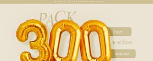 300 watchers mini pack
