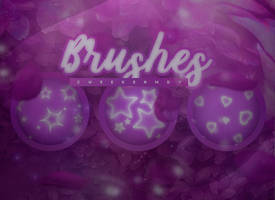 Glass Brushes Pack by hxwlett