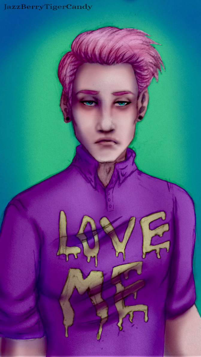 xx LOVE ME xx Aiden Timothy Hayes by JazzBerryTigerCandy