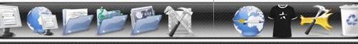 OzSkin For RocketDock by osmoz-crystal