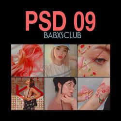 psd 09 - tumblr by babxsclub