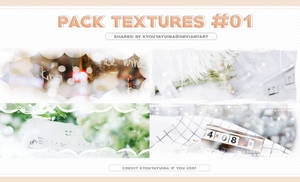 |SHARING TIME| PACK TEXTURES #01