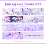 [SHARING TIME] PACK TEXTURE #05
