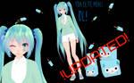 [MMD] TDA Cute Miku Hatsune DL! !UPDATE VER!