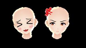 Vroid Head (DL)