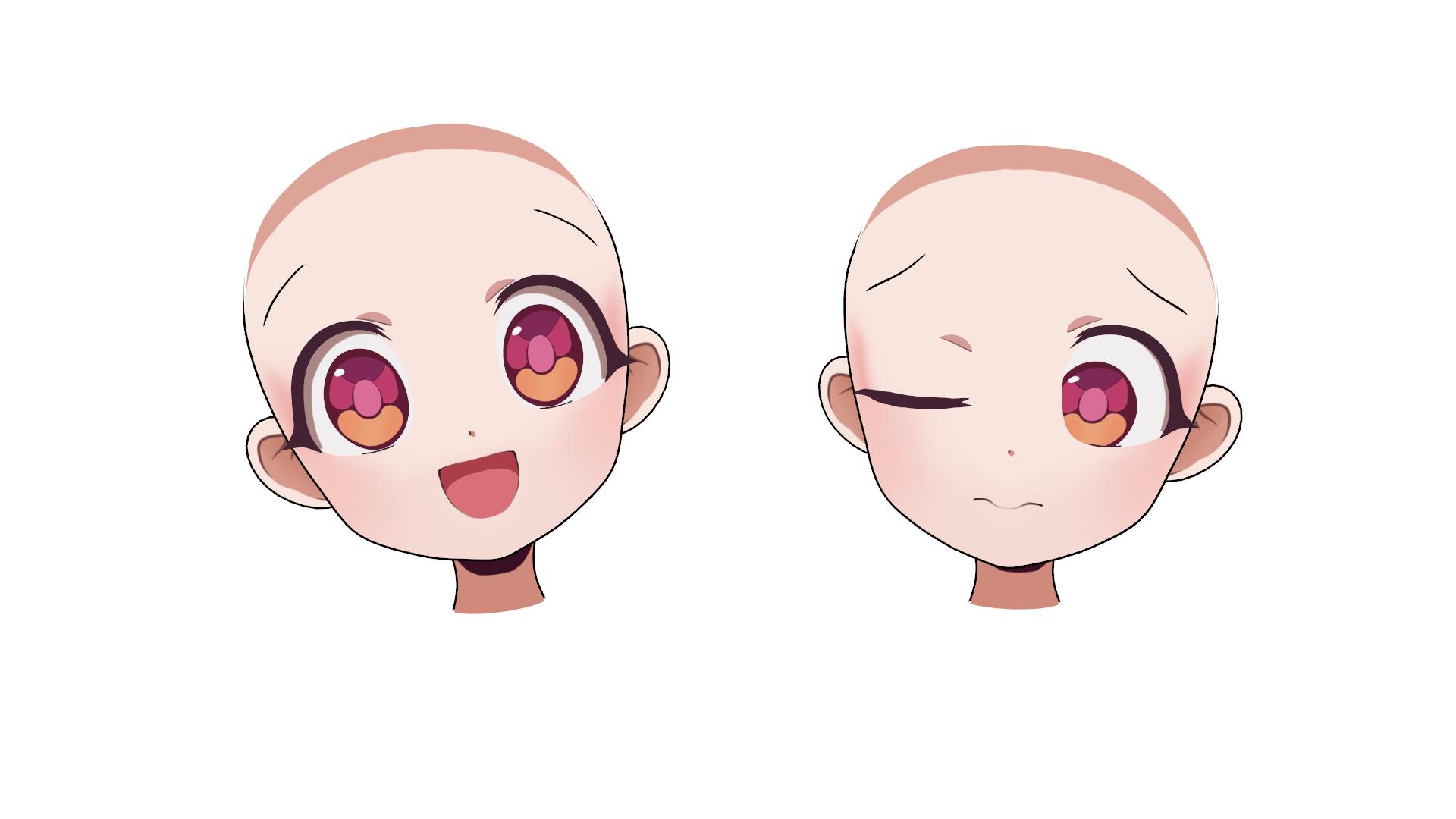 Yashiro Nene Head (DL)
