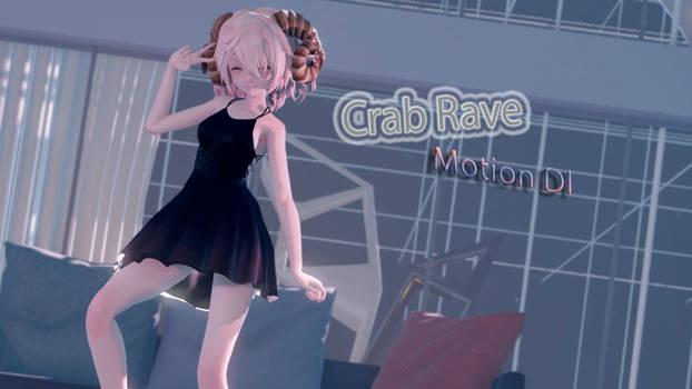 {MMD} Crab Rave Motion Dl